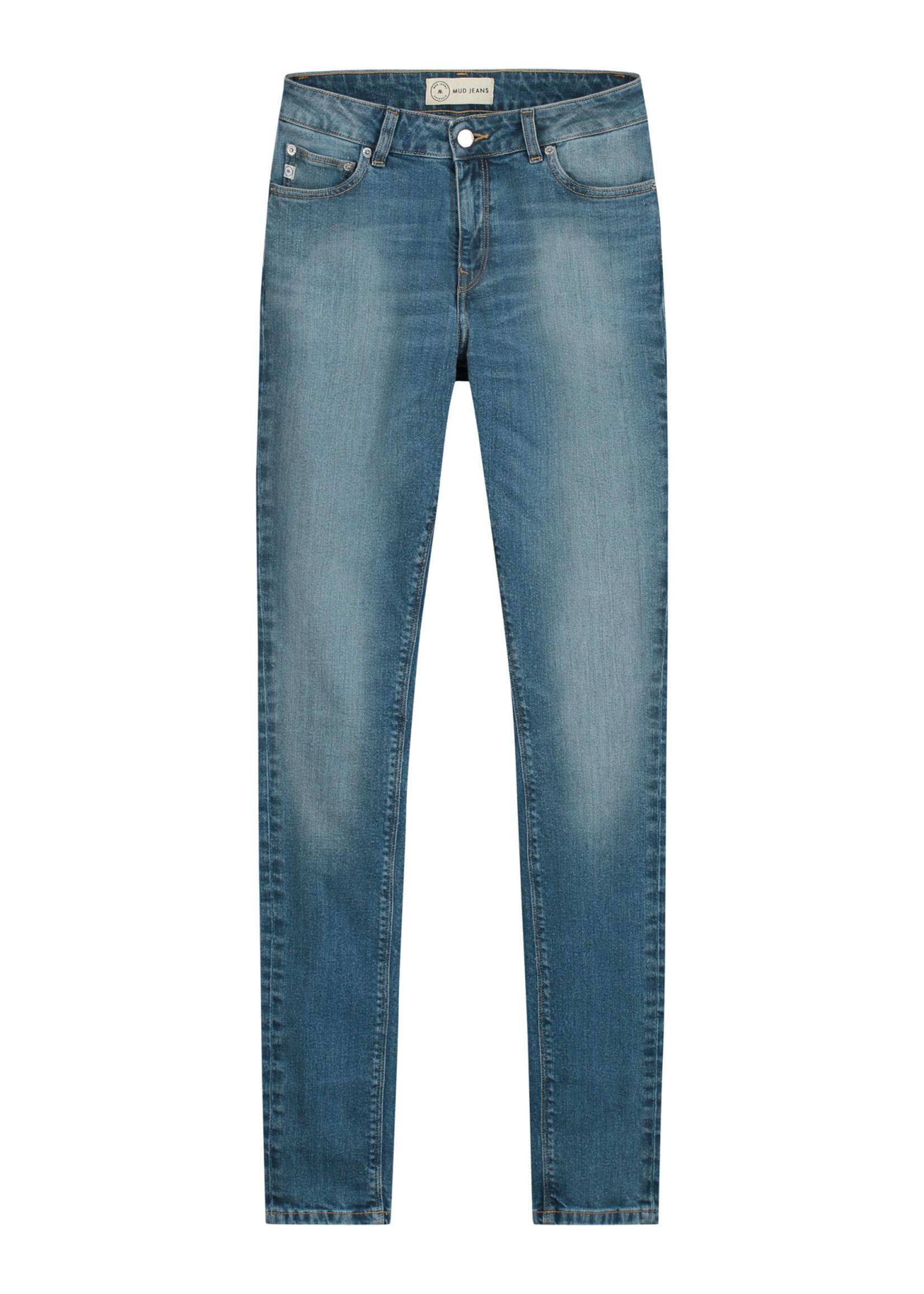 MUD Jeans MUD Jeans - Skinny Hazen - Fan Stone