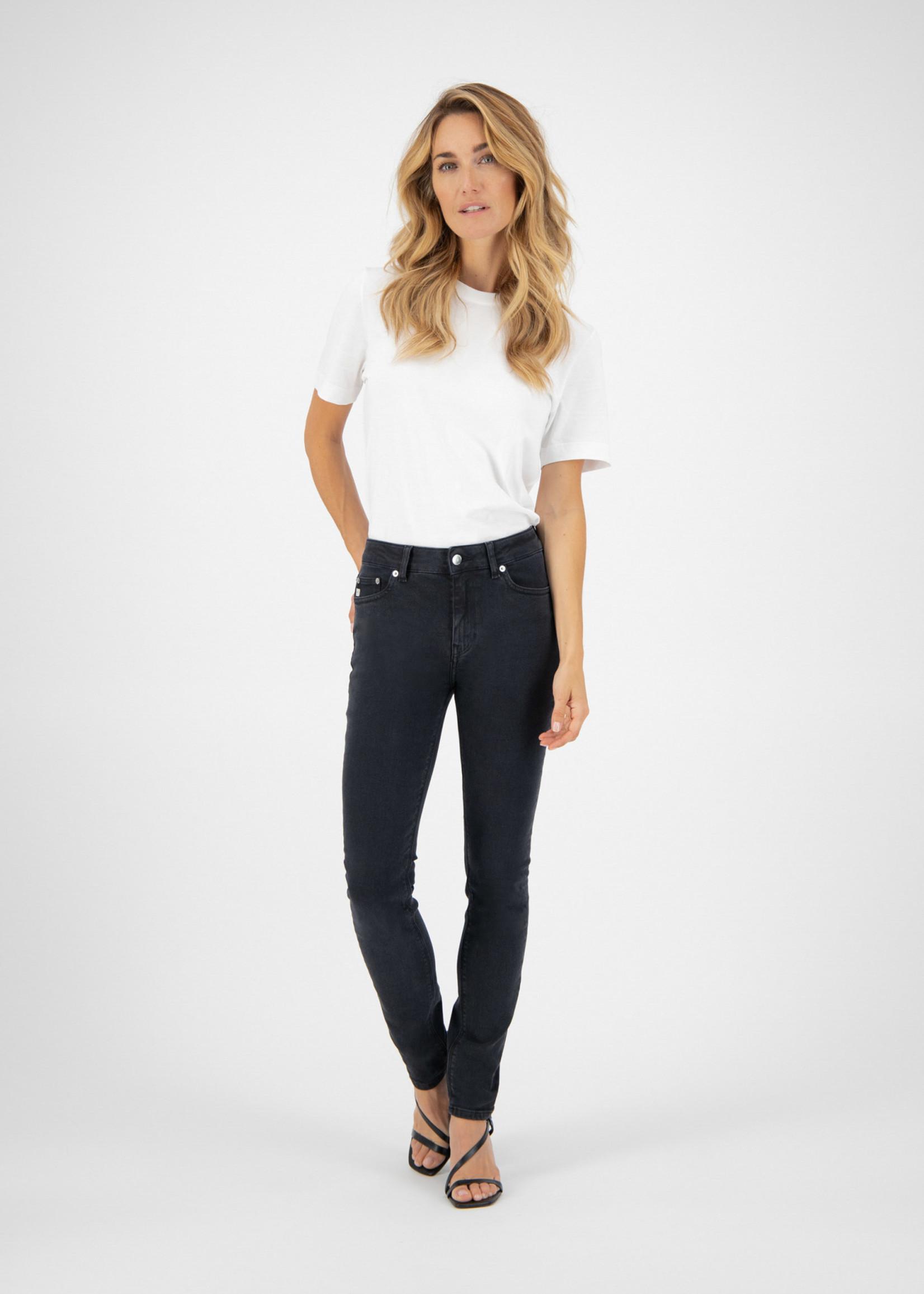 MUD Jeans MUD Jeans - Skinny Hazen - Stone Black
