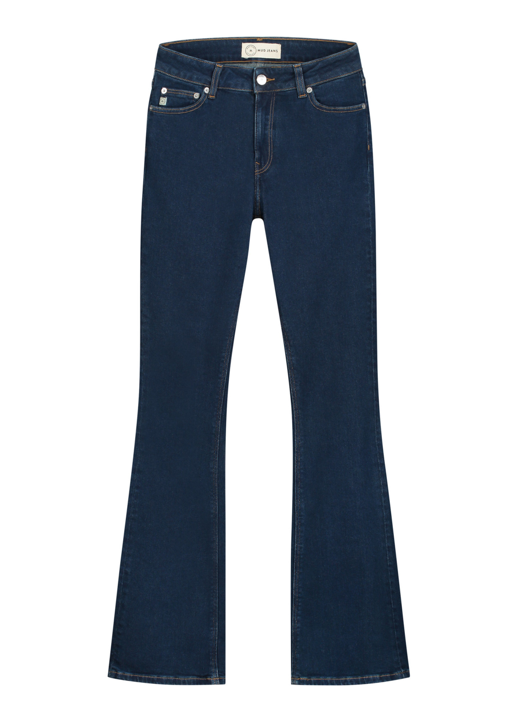 MUD Jeans MUD Jeans - Flared Hazen - Strong Blue