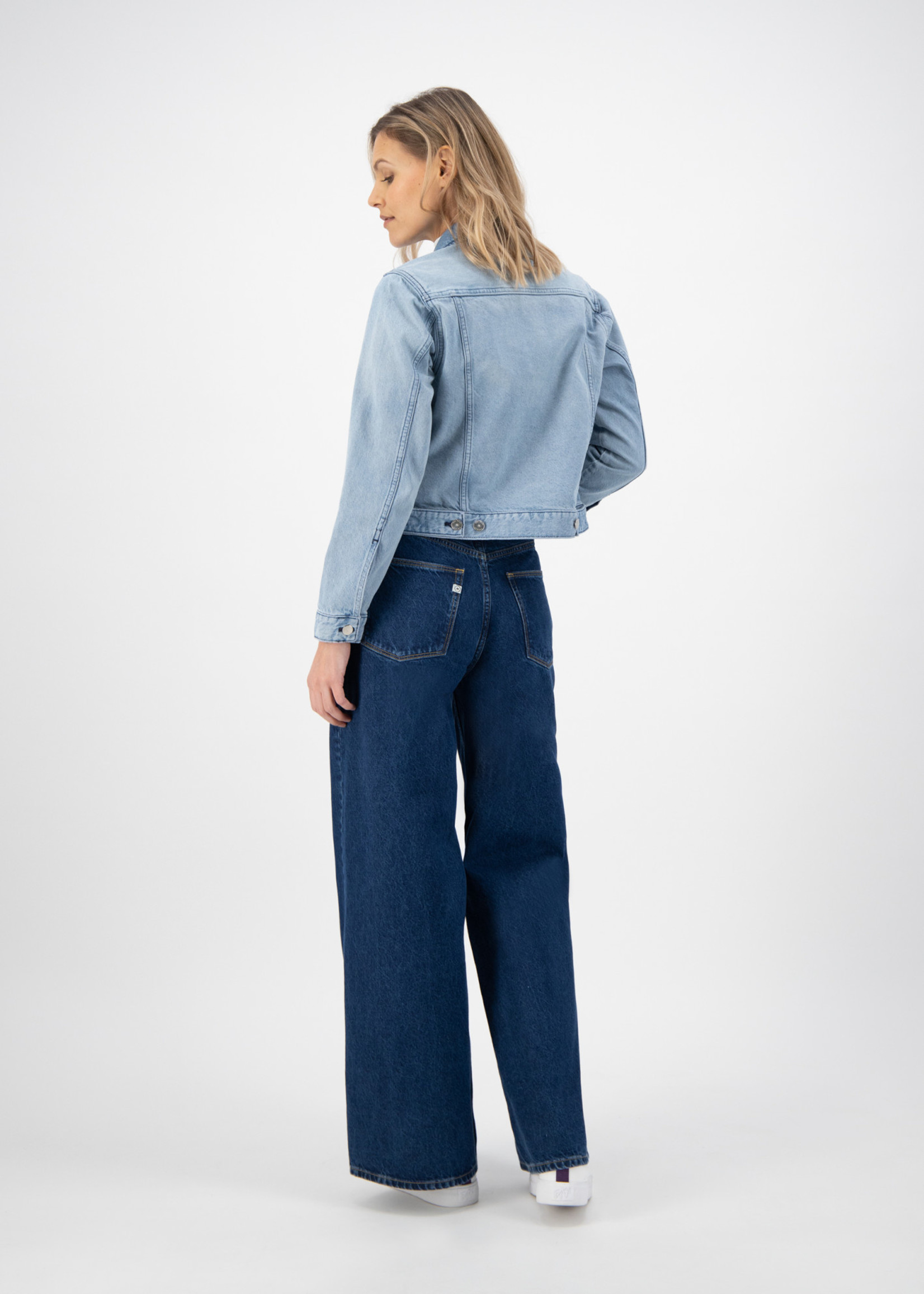MUD Jeans MUD Jeans - Troy Jacket - Summer Stone