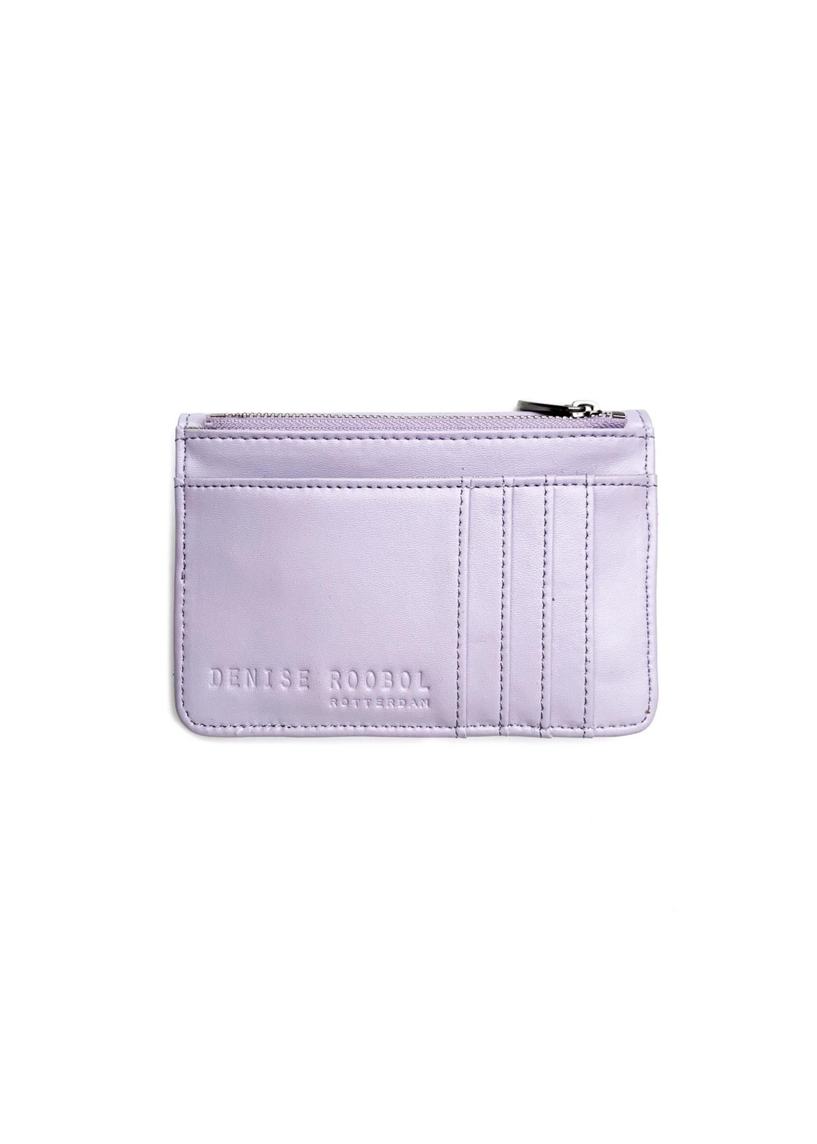 Denise Roobol Mini Wallet Lila