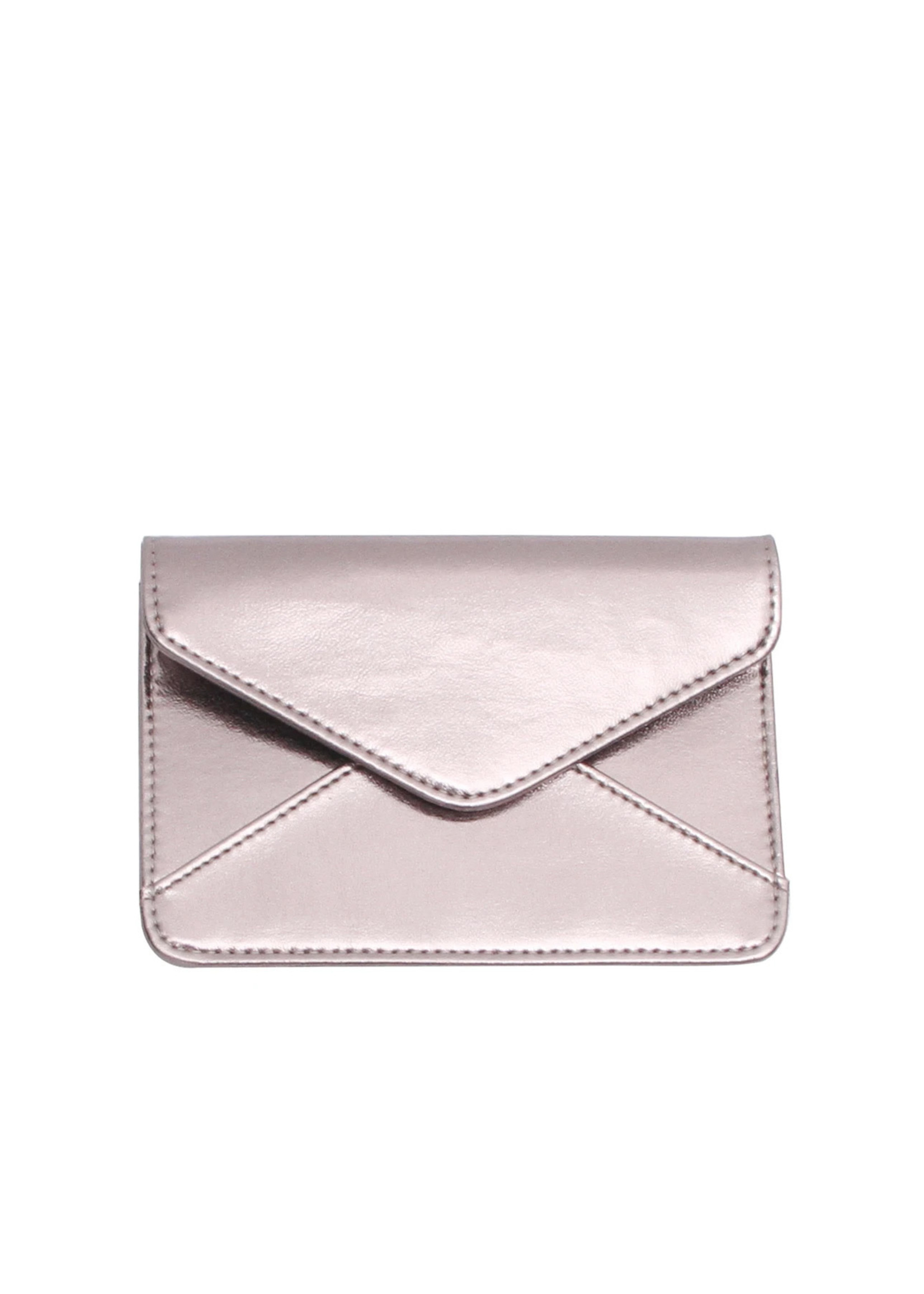 Denise Roobol Mini Wallet Metallic