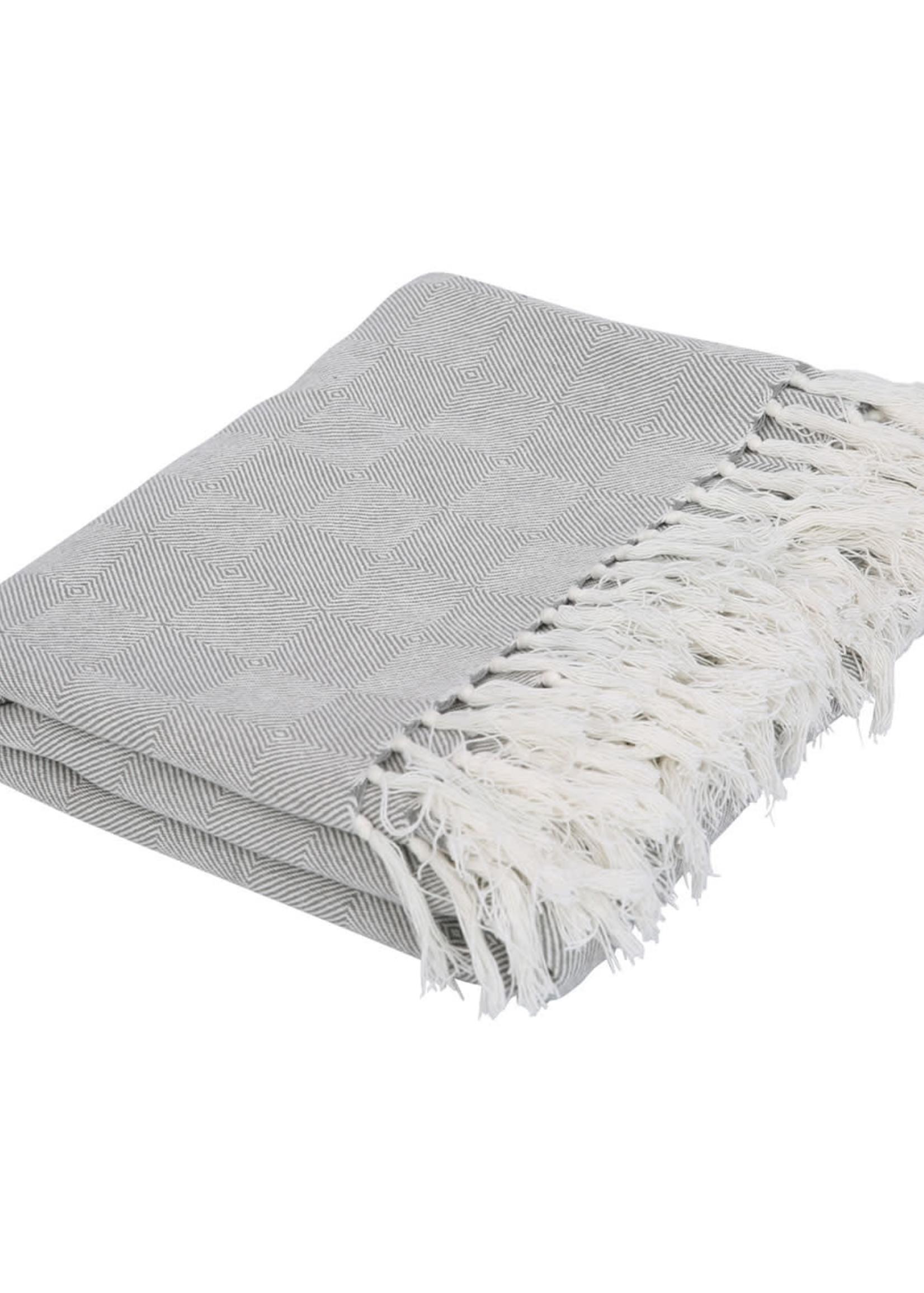 Yoshiko Yoshiko - Lano - Plaid - Stone Grey