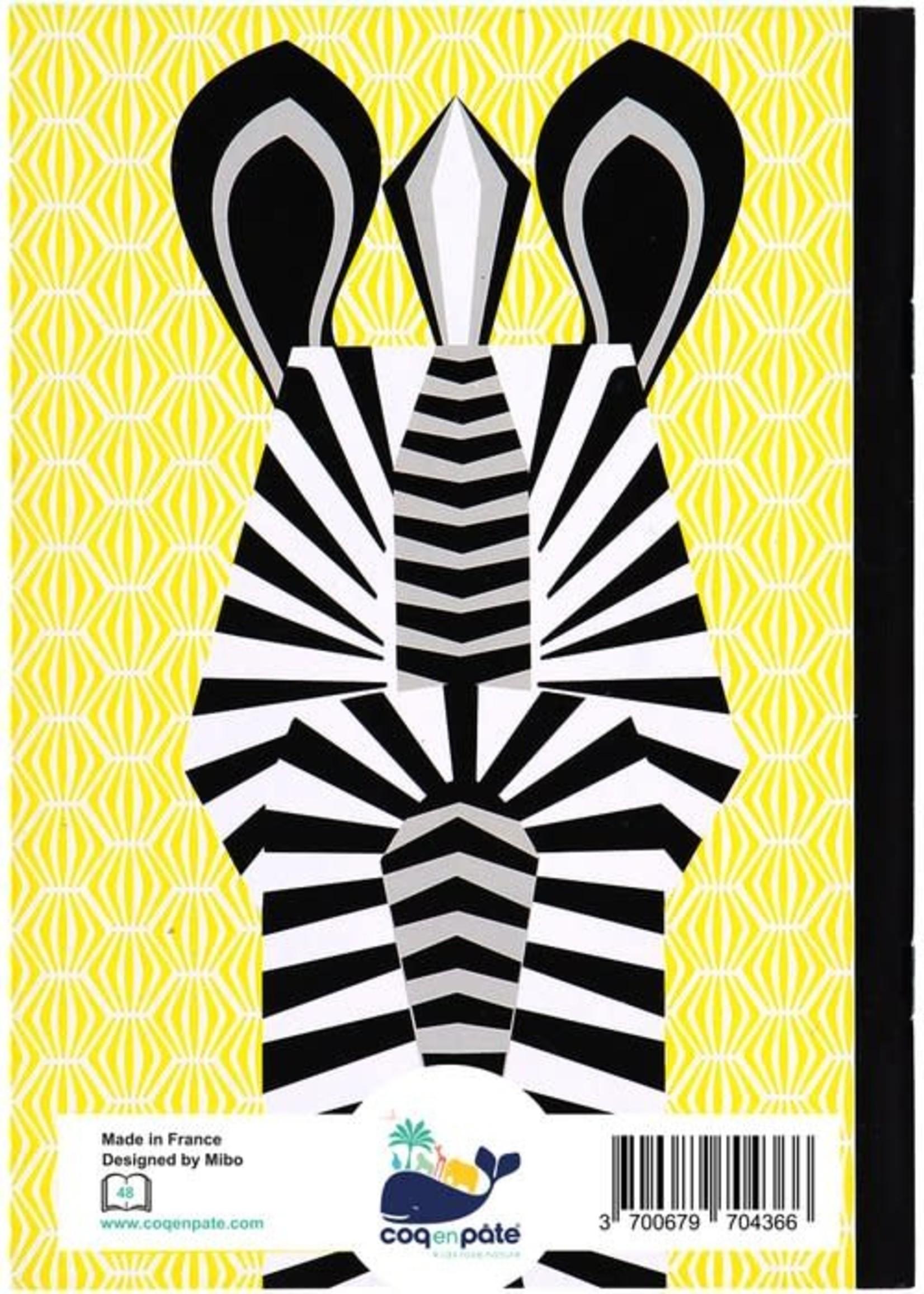 Coq en Pate Coq en Paté - Schrift Zebra