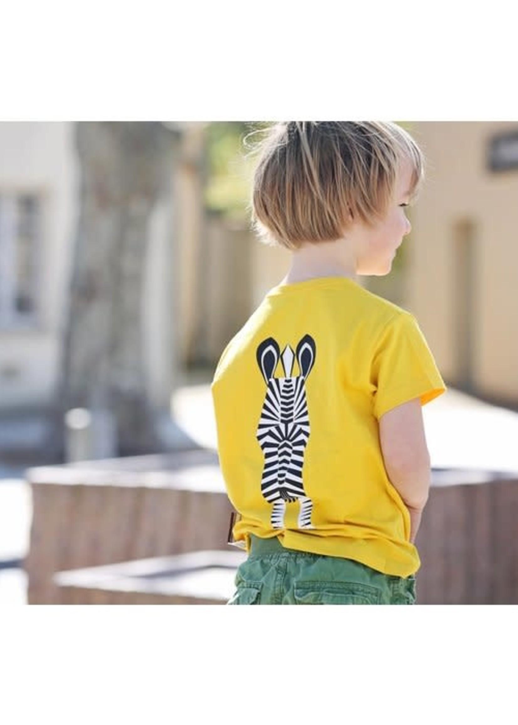 Coq en Pate Coq en Paté - Tshirt Zebra
