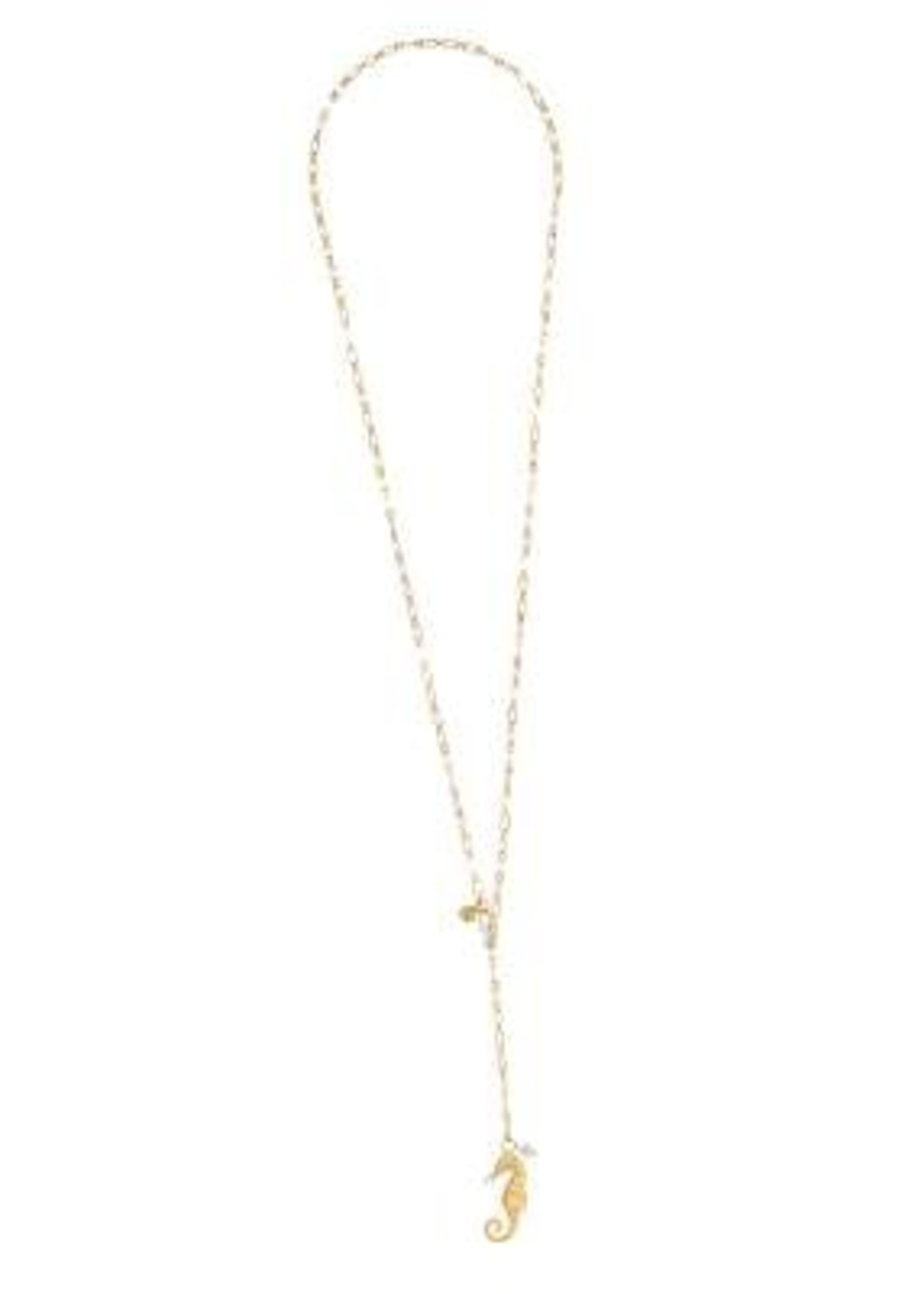A Beautiful Story Comfort Moonstone Gold necklace