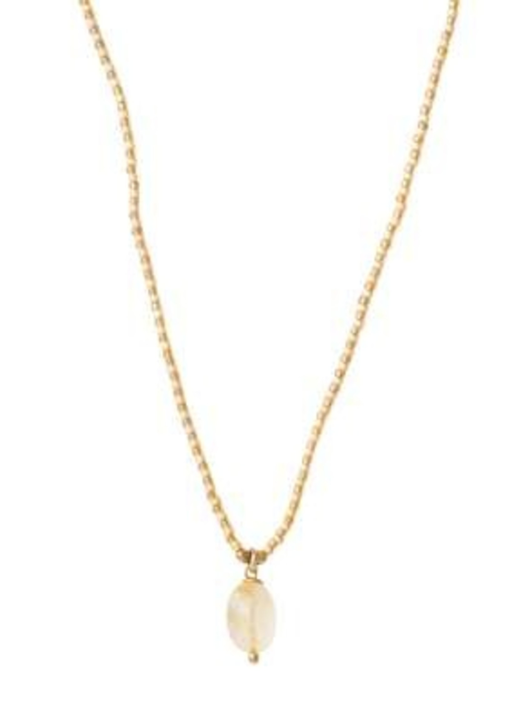 A Beautiful Story Magical Citrine Gold Necklace