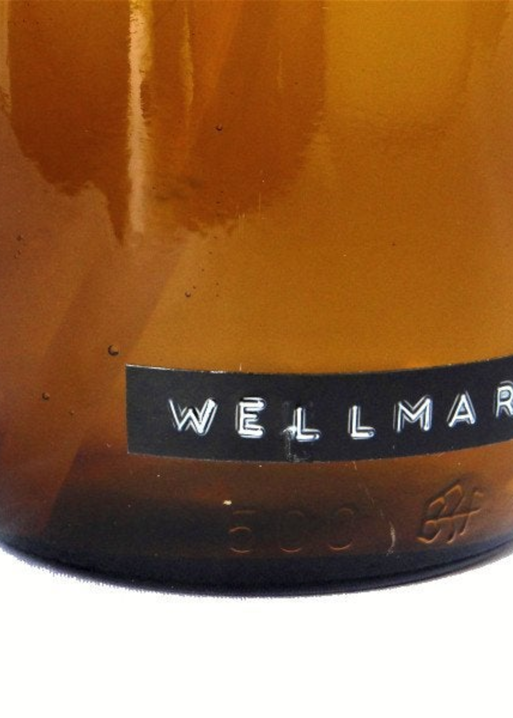 WELLmark WELLmark - Handzeep bamboe - 1L -  'may all your troubles be bubbles'