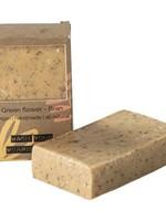 WELLmark WELLmark - Vegan soap bar - green flower bran