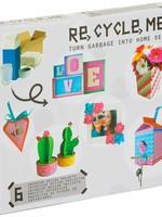 Re-Cycle-Me RE-Cycle-Me - Huisdecoraties knutselen