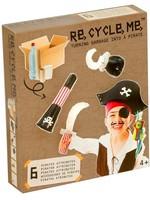 Re-Cycle-Me Re-Cycle-Me - Knutsel een piratenkostuum