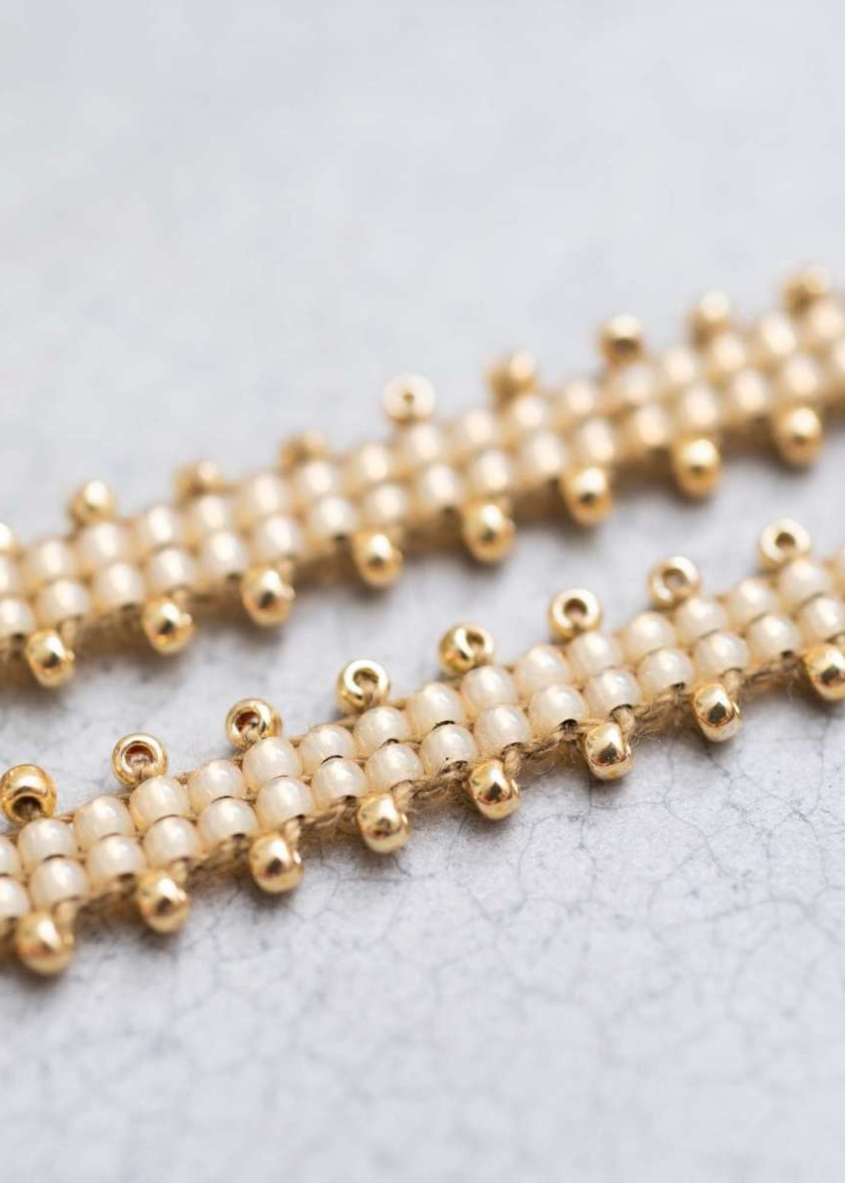 A Beautiful Story Happiness Citrine Gold Bracelet