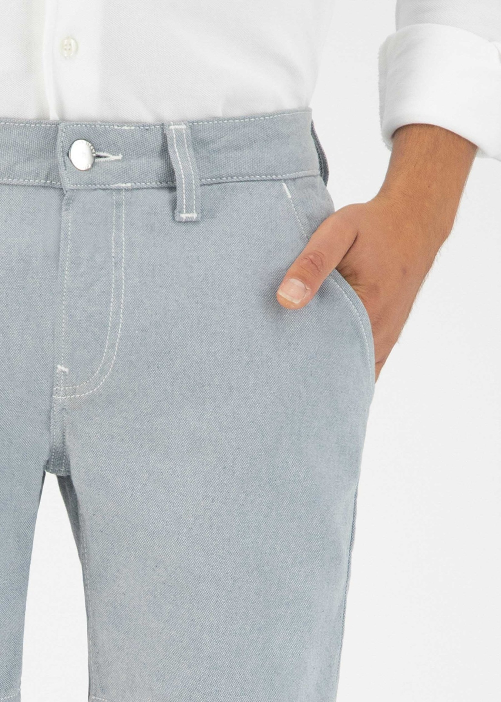 MUD Jeans MUD Jeans - Luca Short - Undyed