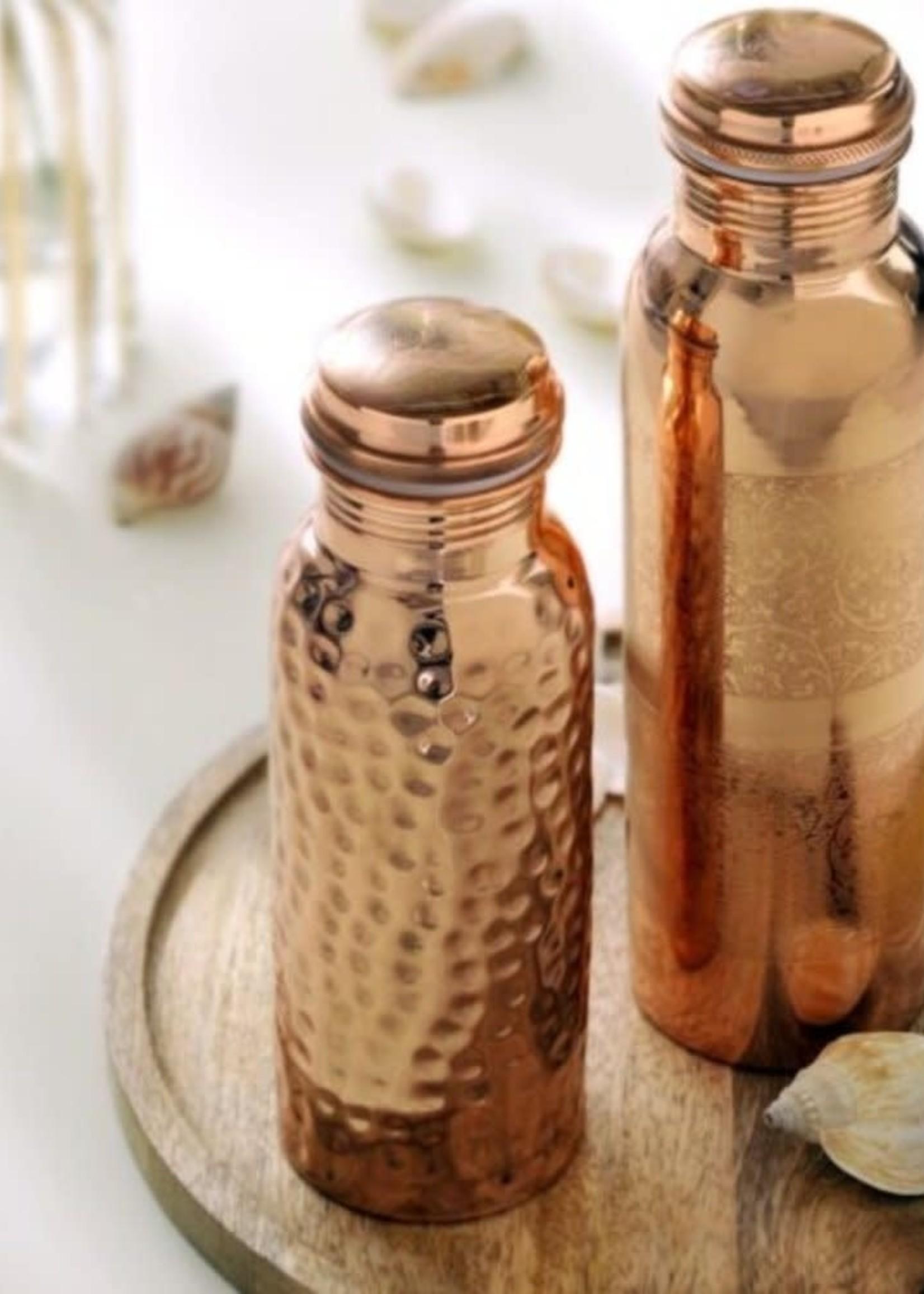 Forrest & Love Forrest & Love - Copper Luxury engraved water bottle 600 ml