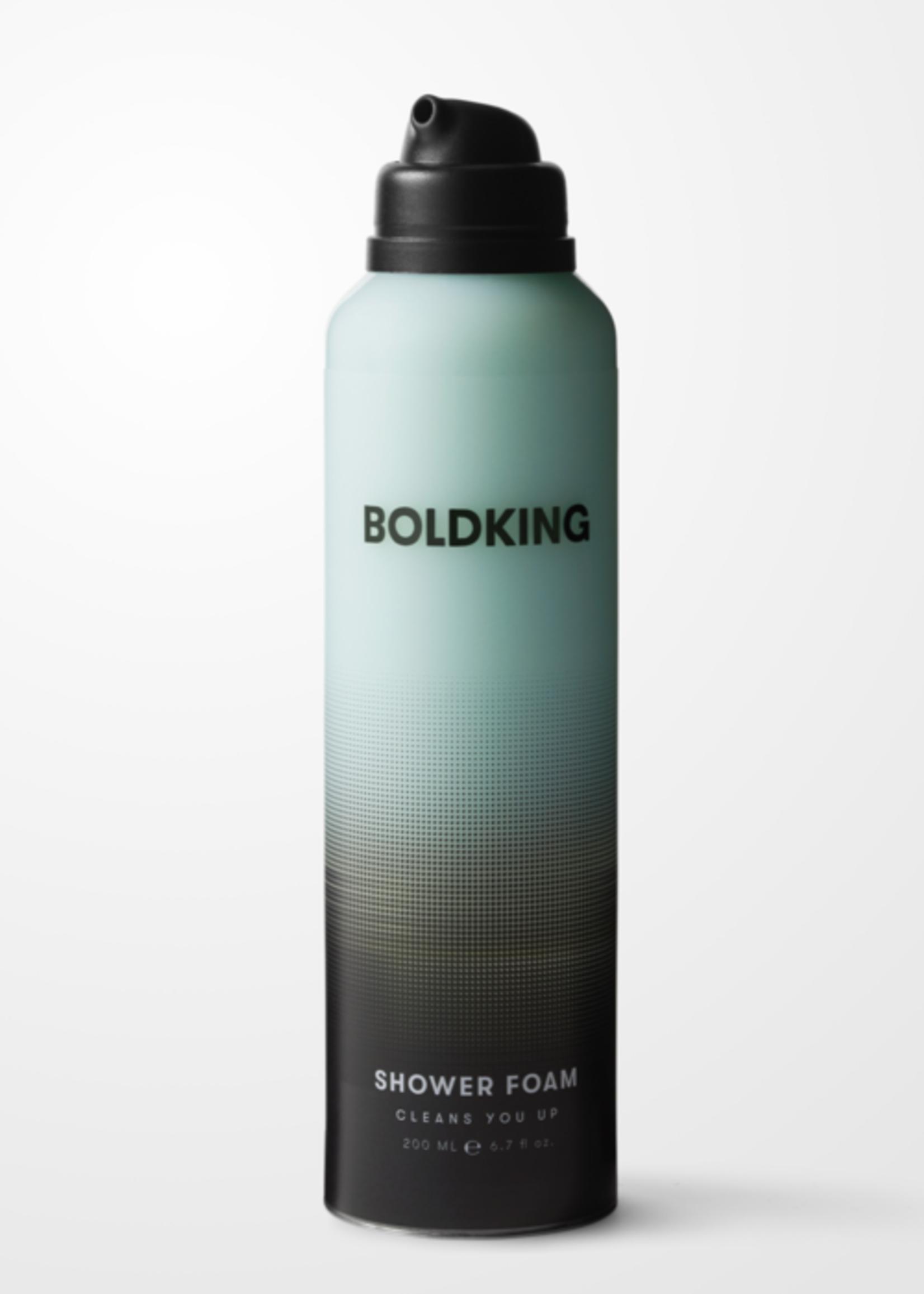 Boldking Boldking - Shower foam -200 ml