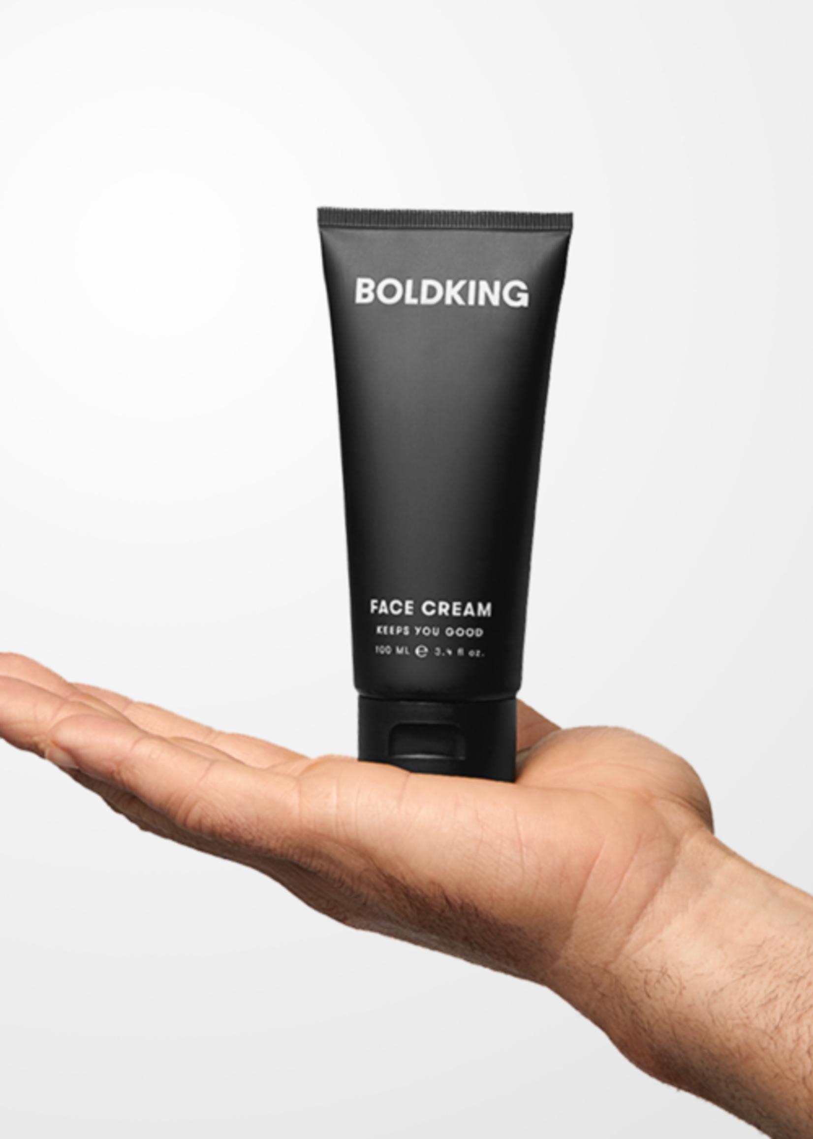 Boldking Boldking - Face Cream -100ML
