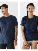 The Driftwood Tales The Driftwood Tales - unisex T-shirt - Navy blauw
