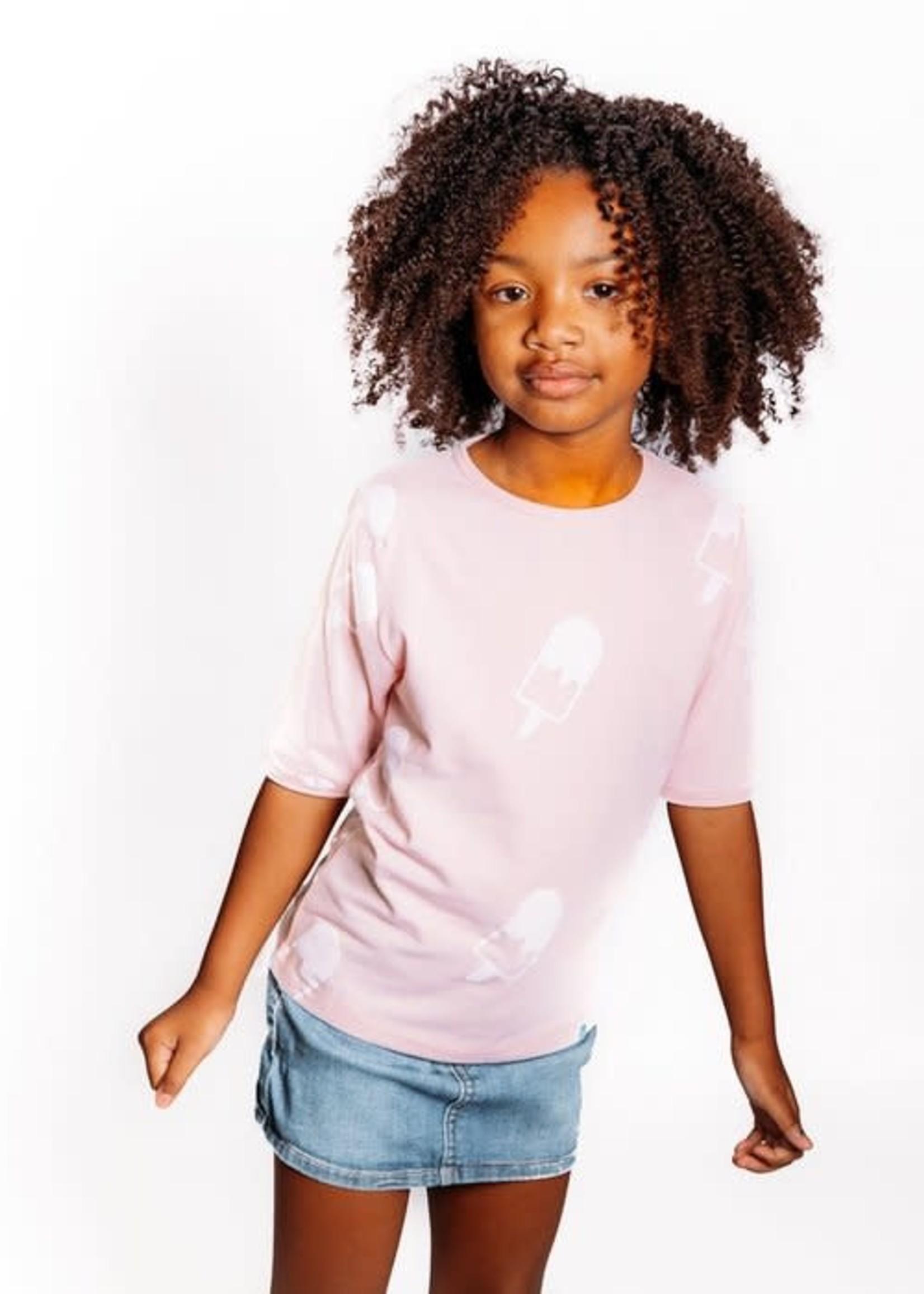 Bobbi Ravioli Bobbi Ravioli - T-shirt Emma roze