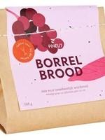 Pineut Pineut- Borrel Brood -Wijnbrood