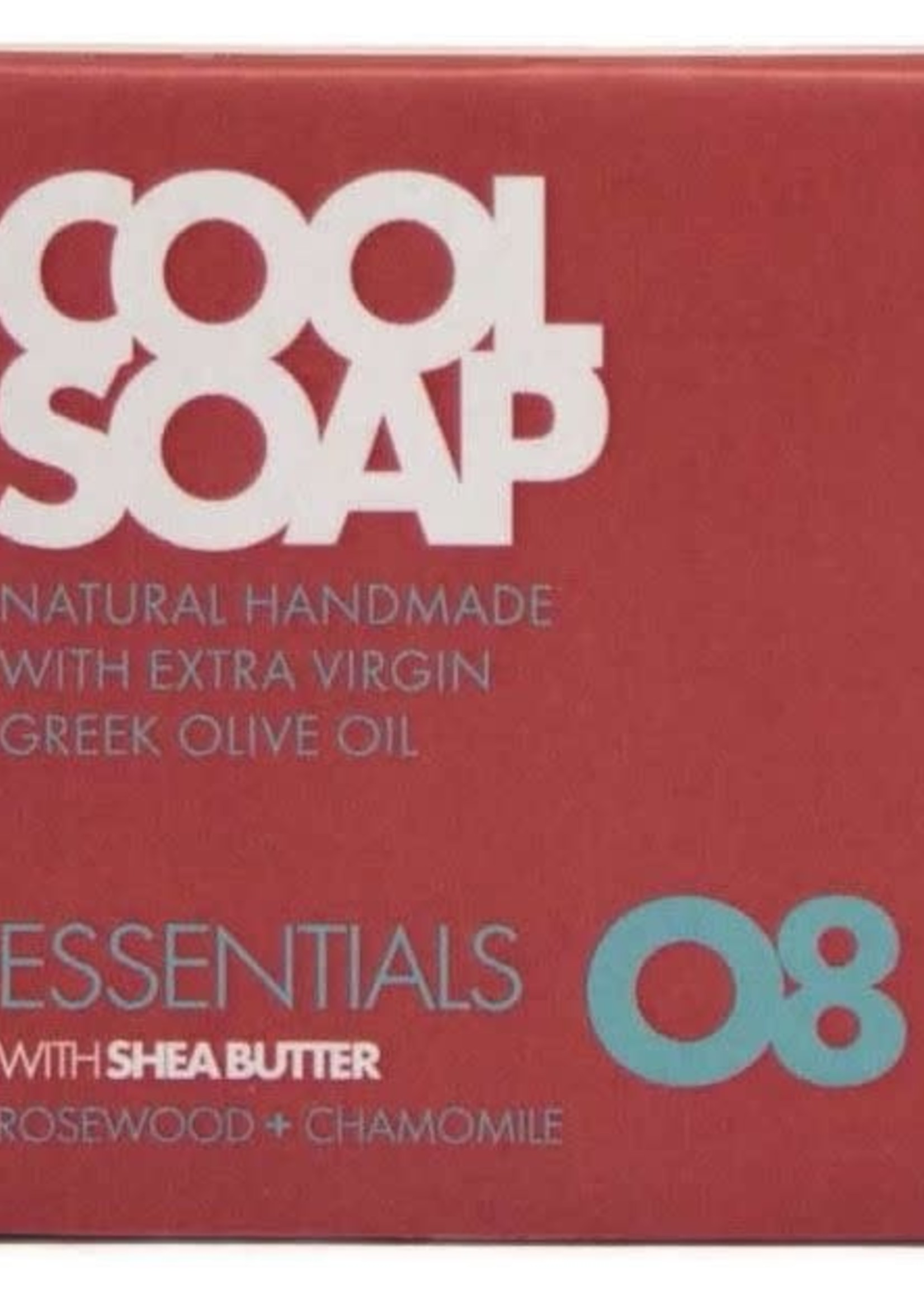 Cool Soap Cool Soap Essentials 08 - Rozenhout en Kamille