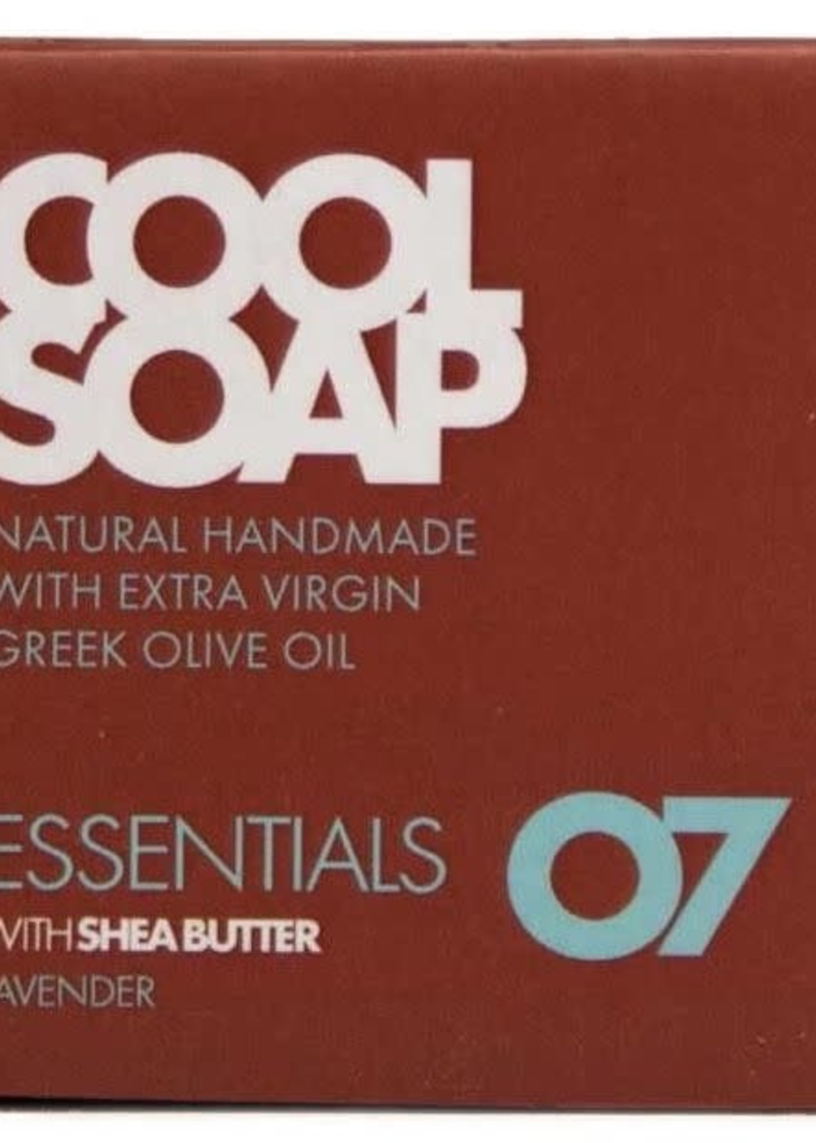 Cool Soap Cool Soap Essentials 07 - Shea Butter en Lavendel