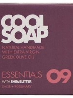 Cool Soap Cool Soap - Essentials 09 - Scheerzeep - met rozemarijn
