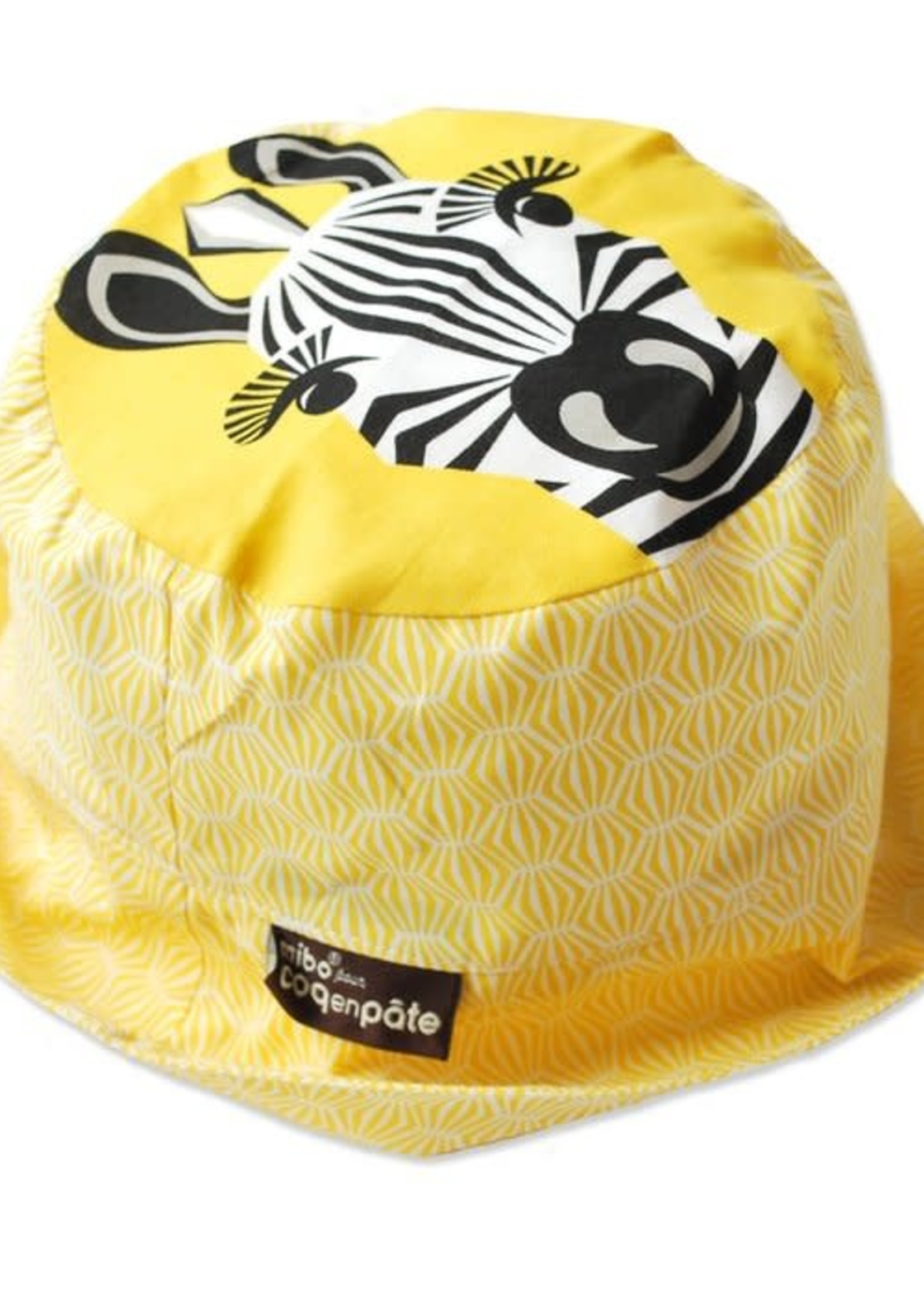 Coq en Pate Coq en Pate - Zebra hoed