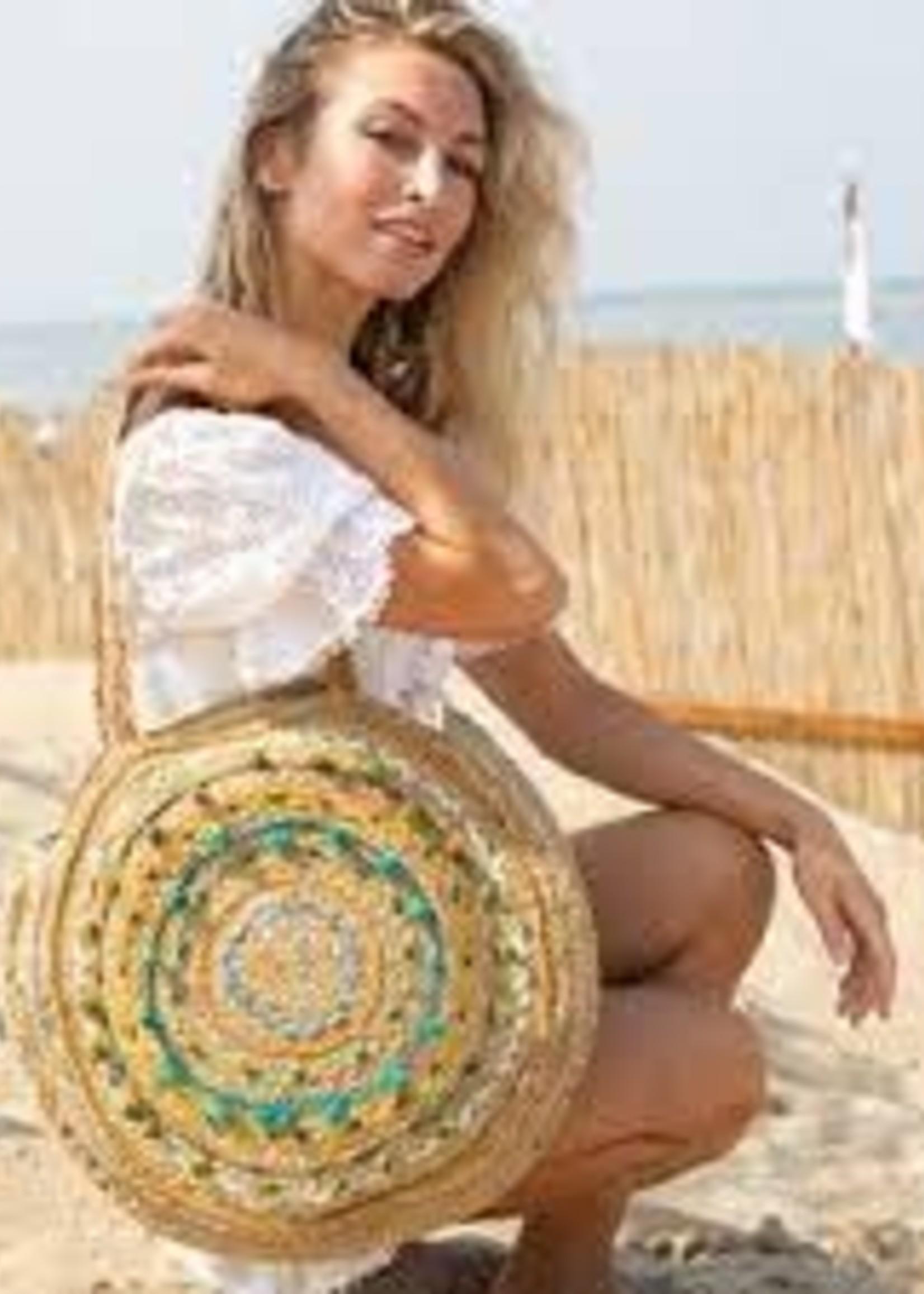 Mycha Ibiza Mycha - Ibiza - Jute ronde tas Cala - Bassa 4
