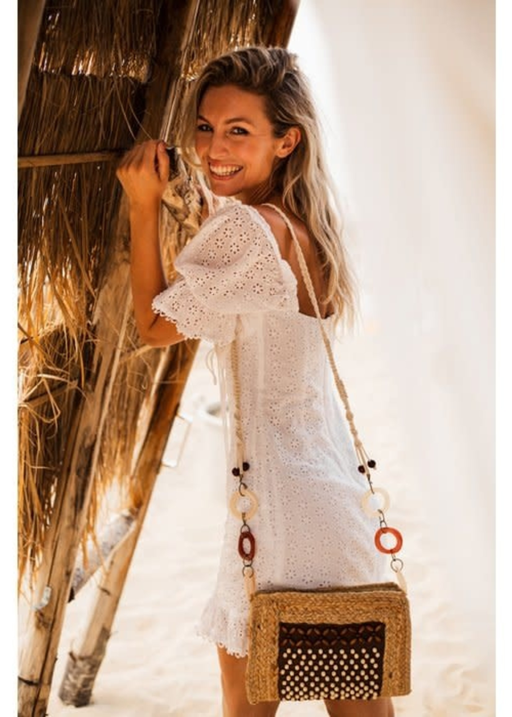 Mycha Ibiza Mycha - Ibiza - rechthoekige tas Cala Jondal
