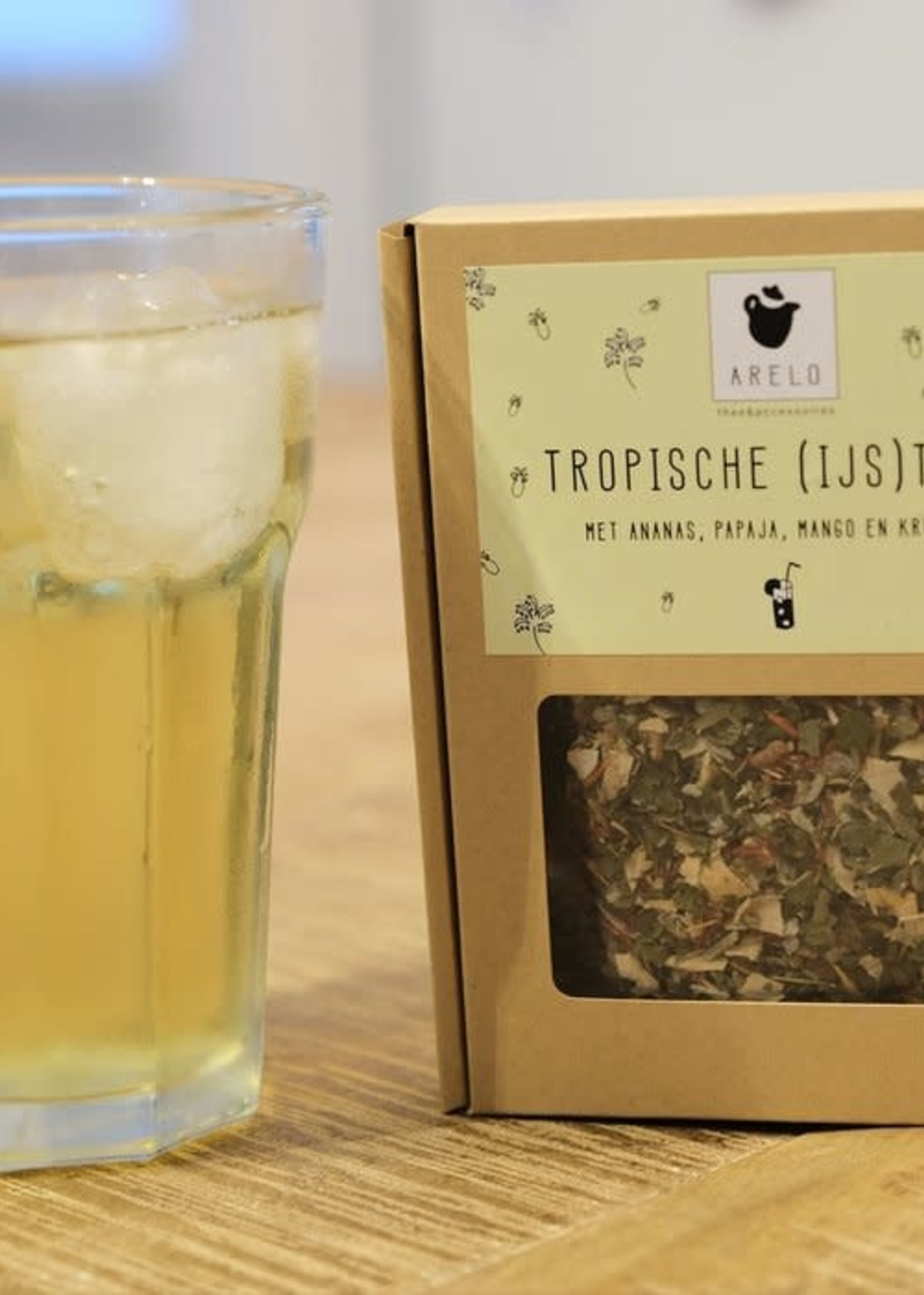Arelo Thee Tropische - (ijs)thee