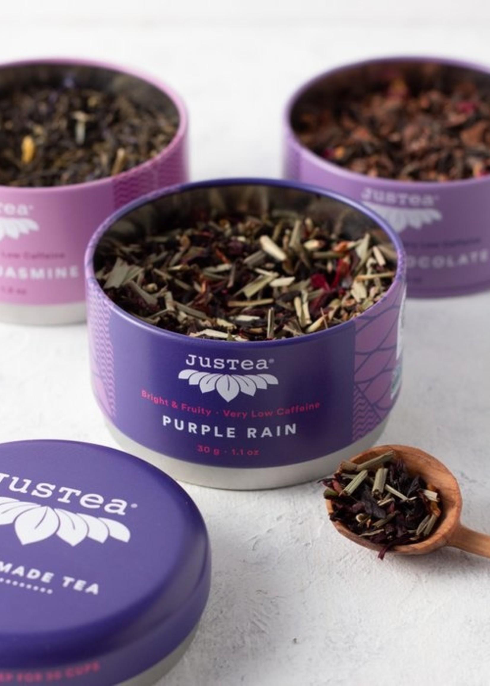 Justea Justea - Trio Purple Tea - Rain-Jasmine-Chocolate