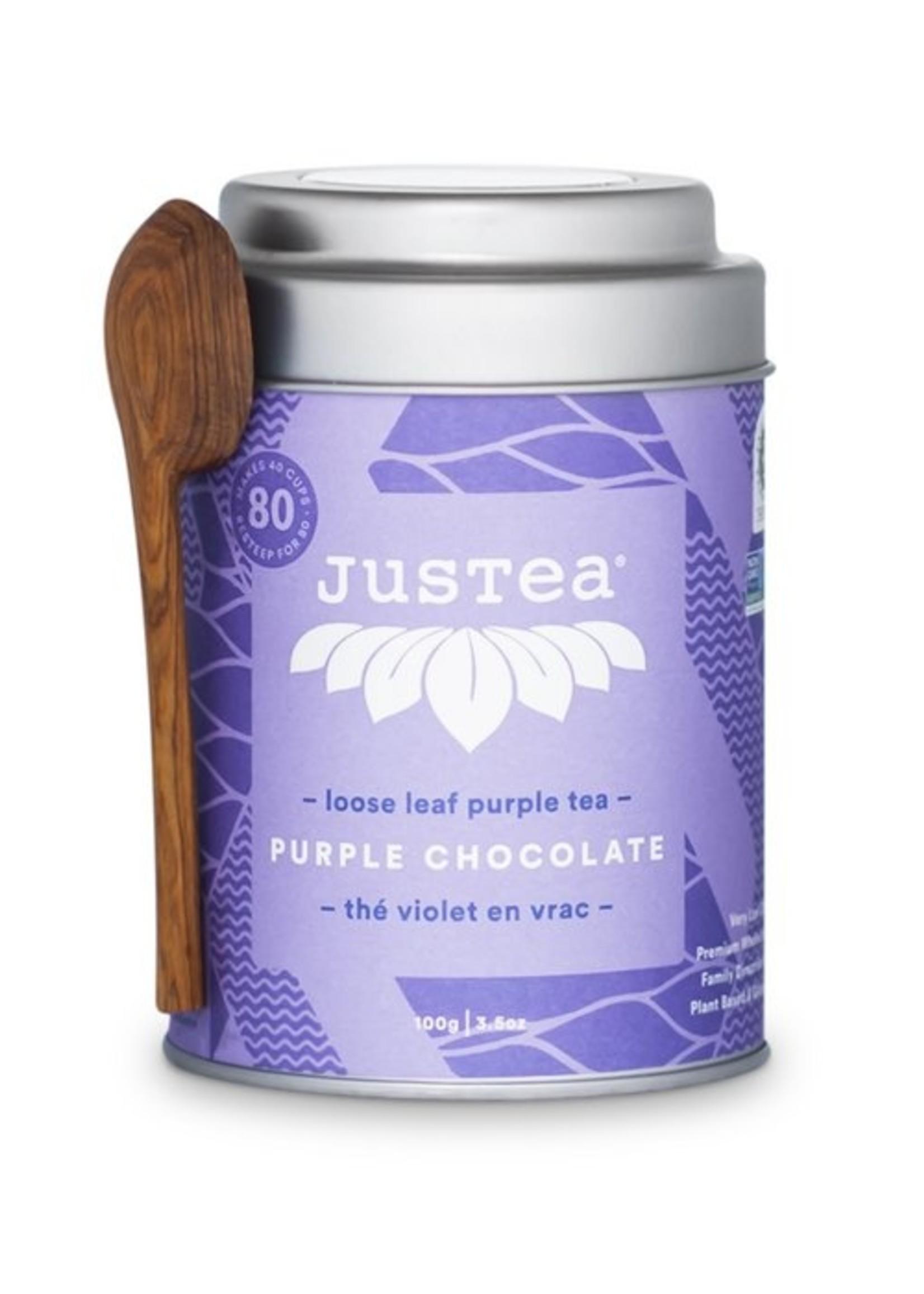 Justea Justea - pure Chocolate