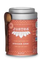 Justea Justtea - African Chai Losse thee | Biologische| Fairtrade | Non GMO.