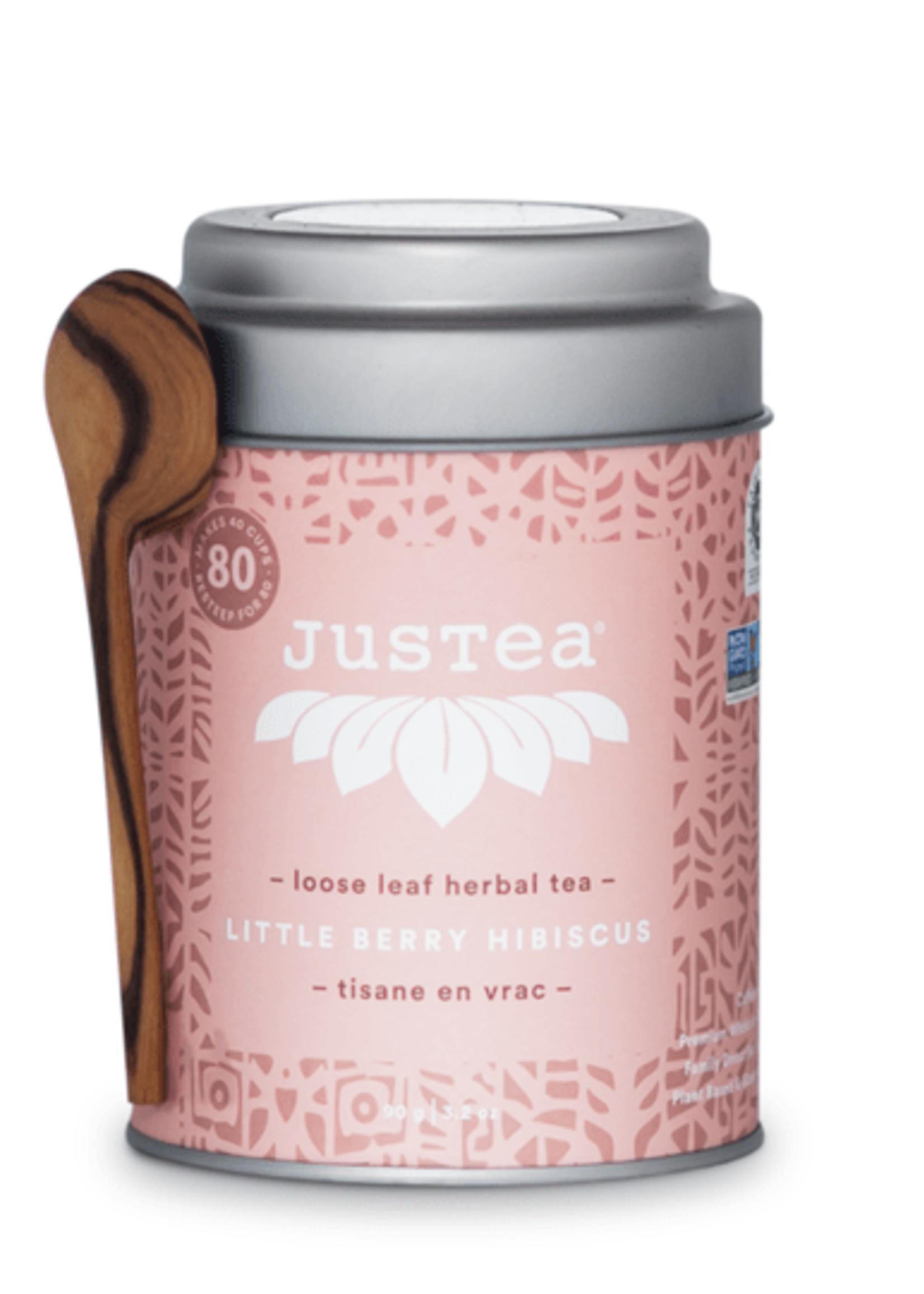 Justea Justea -  Little Berry Hibiscus