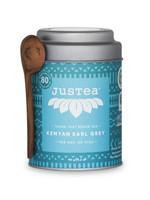 Justea Justea - Kenyan Earl Grey - Biologisch| Fairtrade | Non-GMO