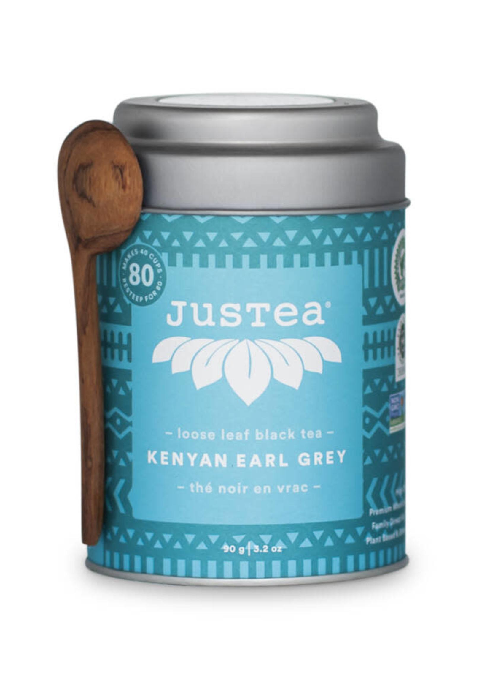 Justea Justea - Kenyan Earl Grey