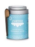 Justea Justea - Peppermint Detox Losse thee| Biologisch | Fairtrade |Non GMO