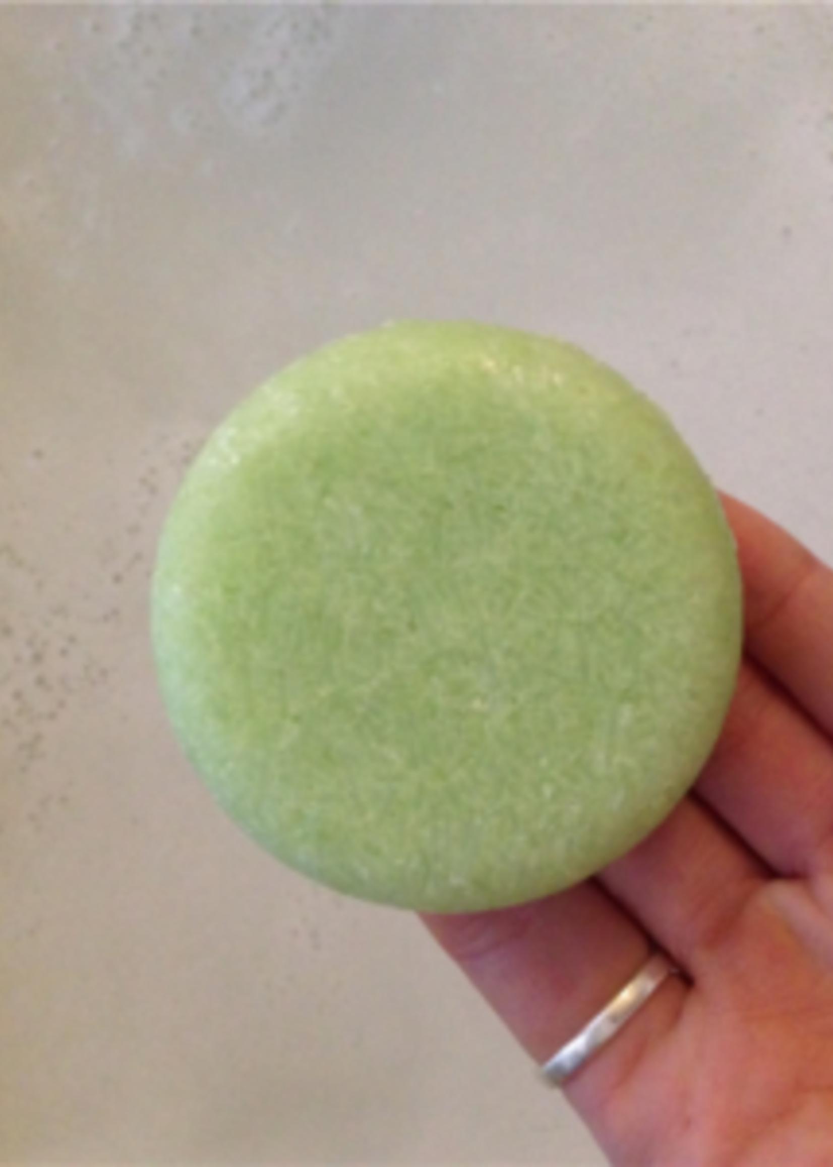 Loofy's Loofy's Shampoo Bar Green navulling - NAVULLING  - normaal tot droog haar