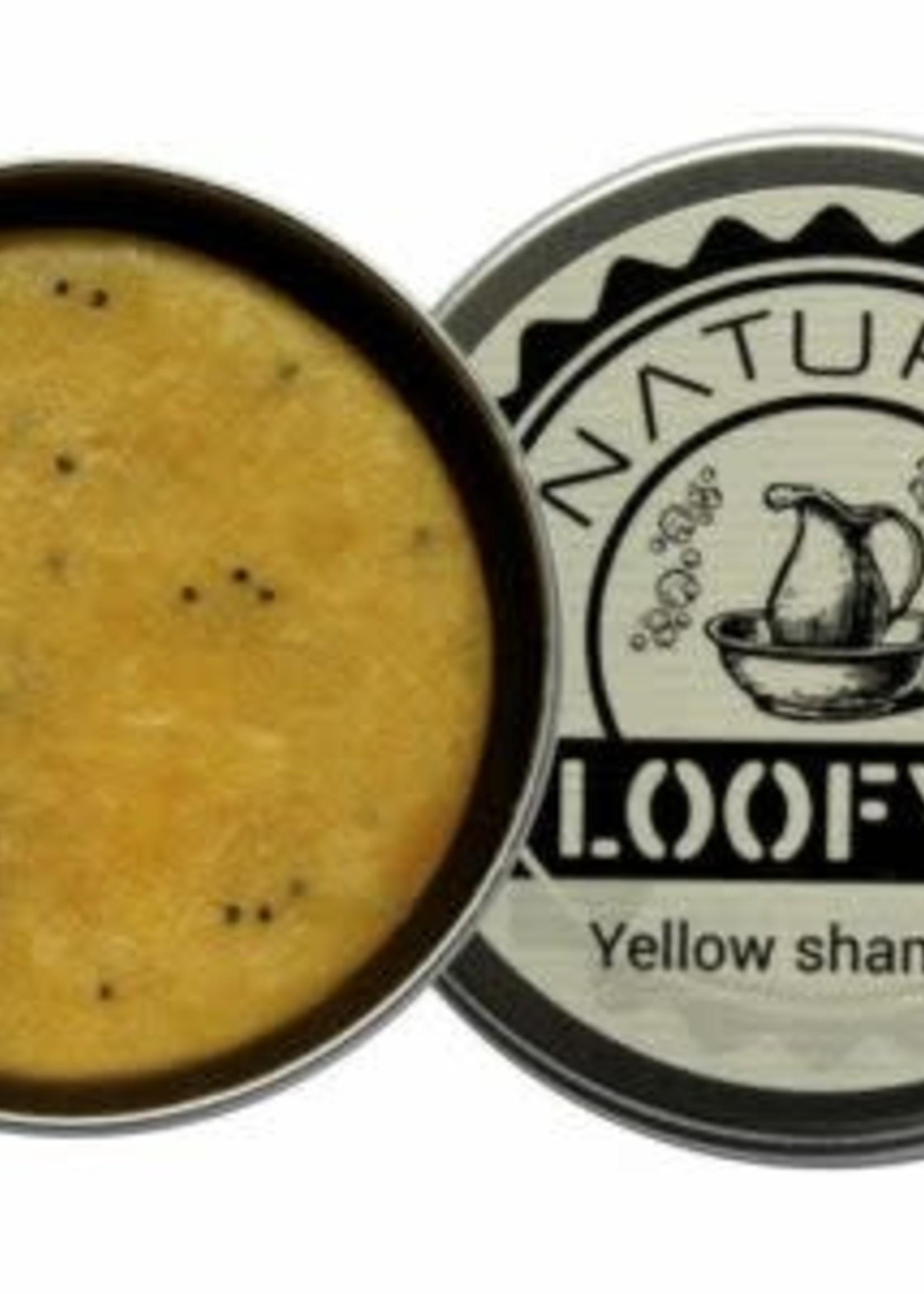 Loofy's Loofy's Shampoo Bar Yellow met bakje - Normaal tot Vet haar