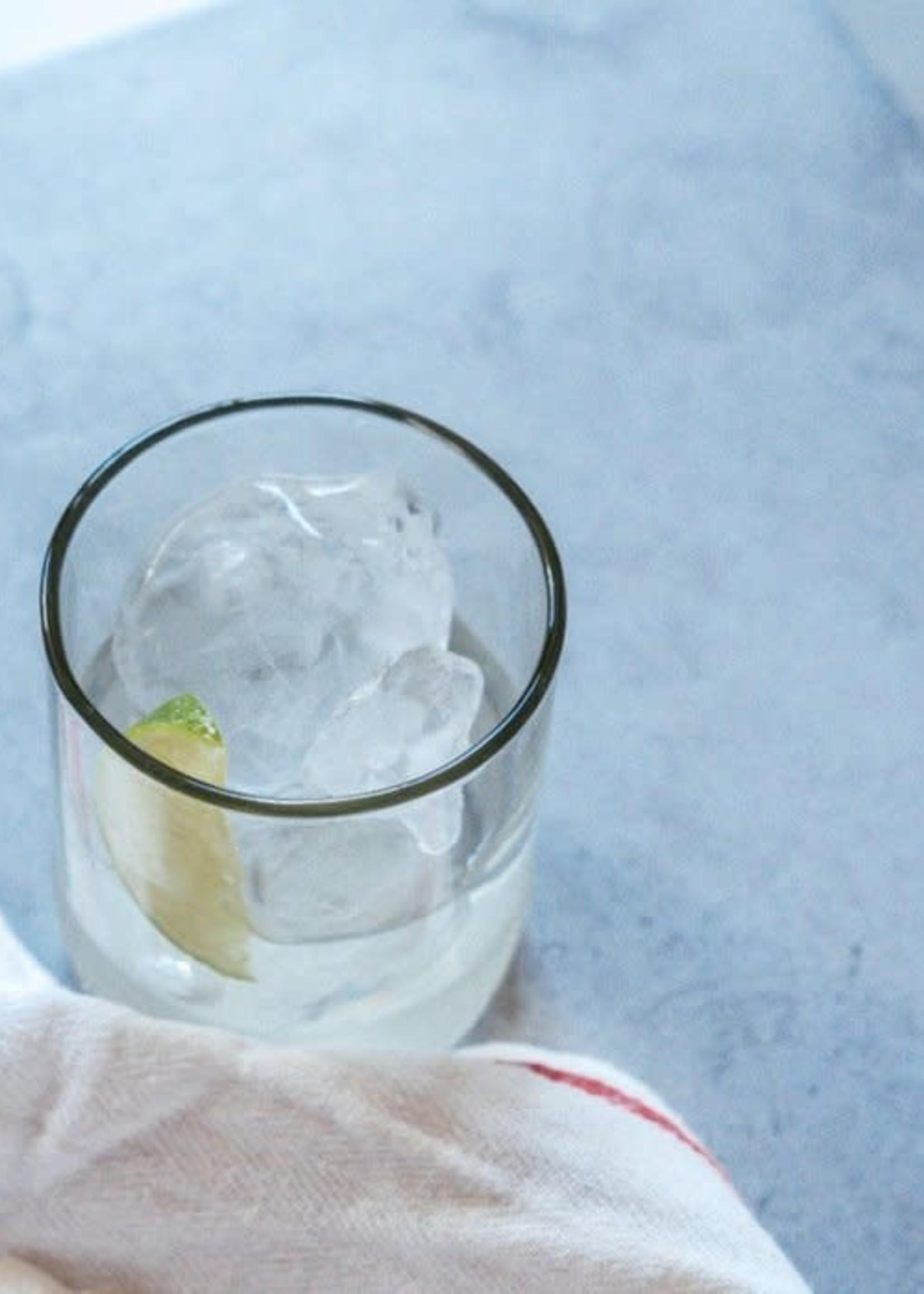 IWAS IWAS - Drinkglas Clear - Upcycled Bierfles