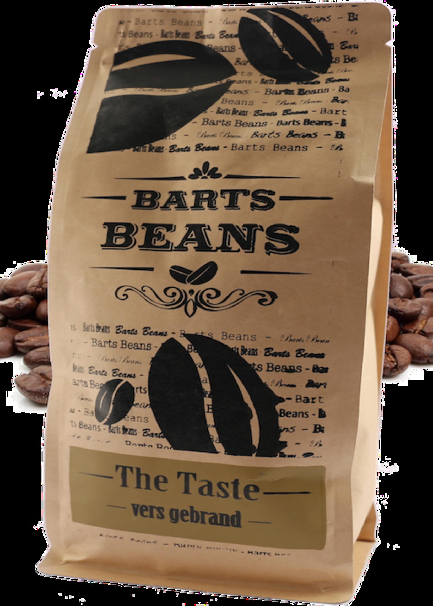 Bart's Beans Bart's Beans - Koffiebonen - The Taste 250 gr