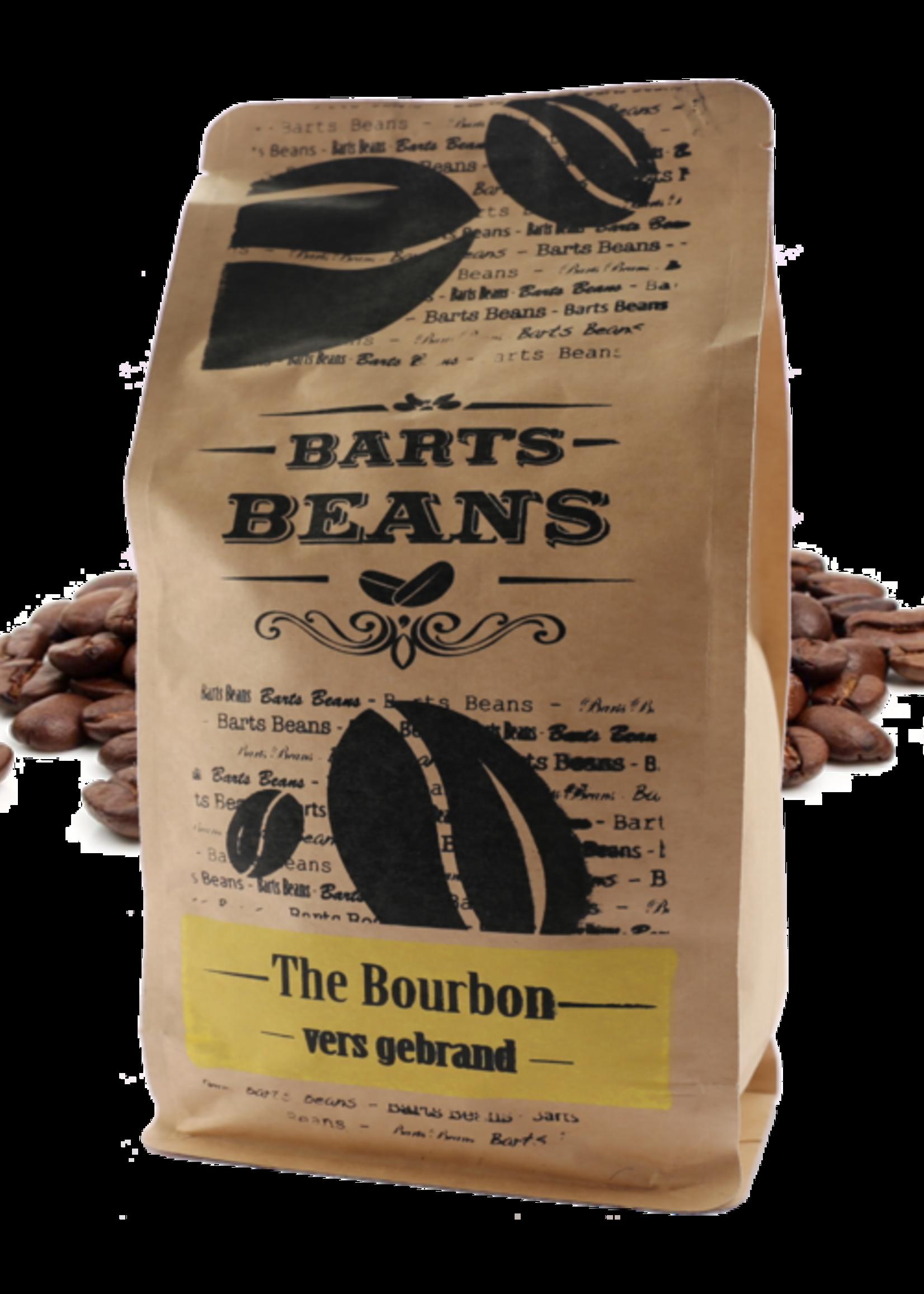 Bart's Beans Bart's Beans - Koffiebonen -  Bourbon -250gr.
