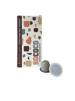 SOCOCO SOCOCO - Eerlijke biologisch afbreekbare Koffiecups - Special edition - Dark Roasted Espresso - Guatemala