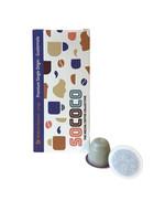 SOCOCO SOCOCO - Eerlijke biologisch afbreekbare Koffiecups - Special edition - Medium Roasted Lungo - Guatemala