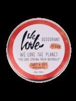 We love the planet We love the planet - Deodorant Blikje - Sweet & Soft ( vegan)  - Aluminium Vrij