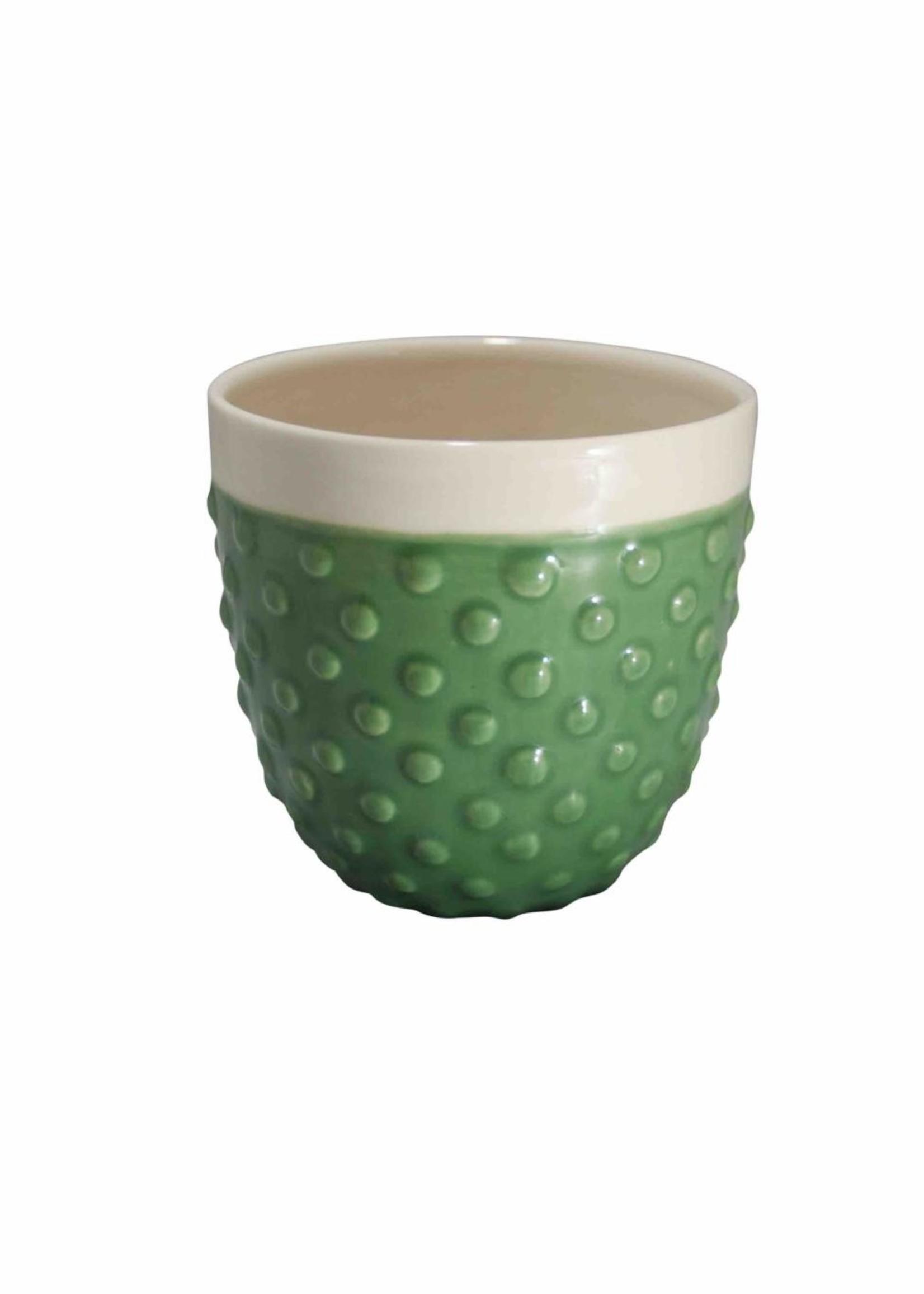 Return to Sender Return to Sender- Mug bubble- dark green