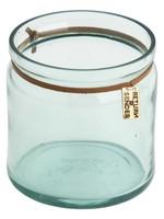 Return to Sender Return to Sender- Recycled glass tealight- medium