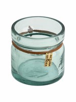 Return to Sender Return to Sender- Recycled glass tealight- small