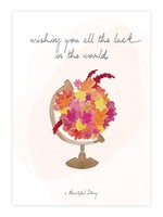 A Beautiful Story Greeting Card World