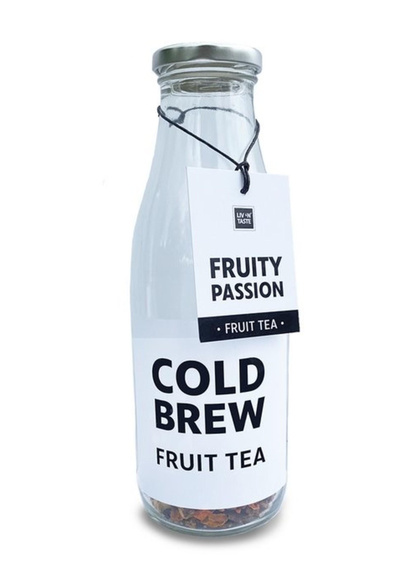 Liv 'n Taste Liv 'n Taste - Cold Brew Fruit Tea- Tasty Berry